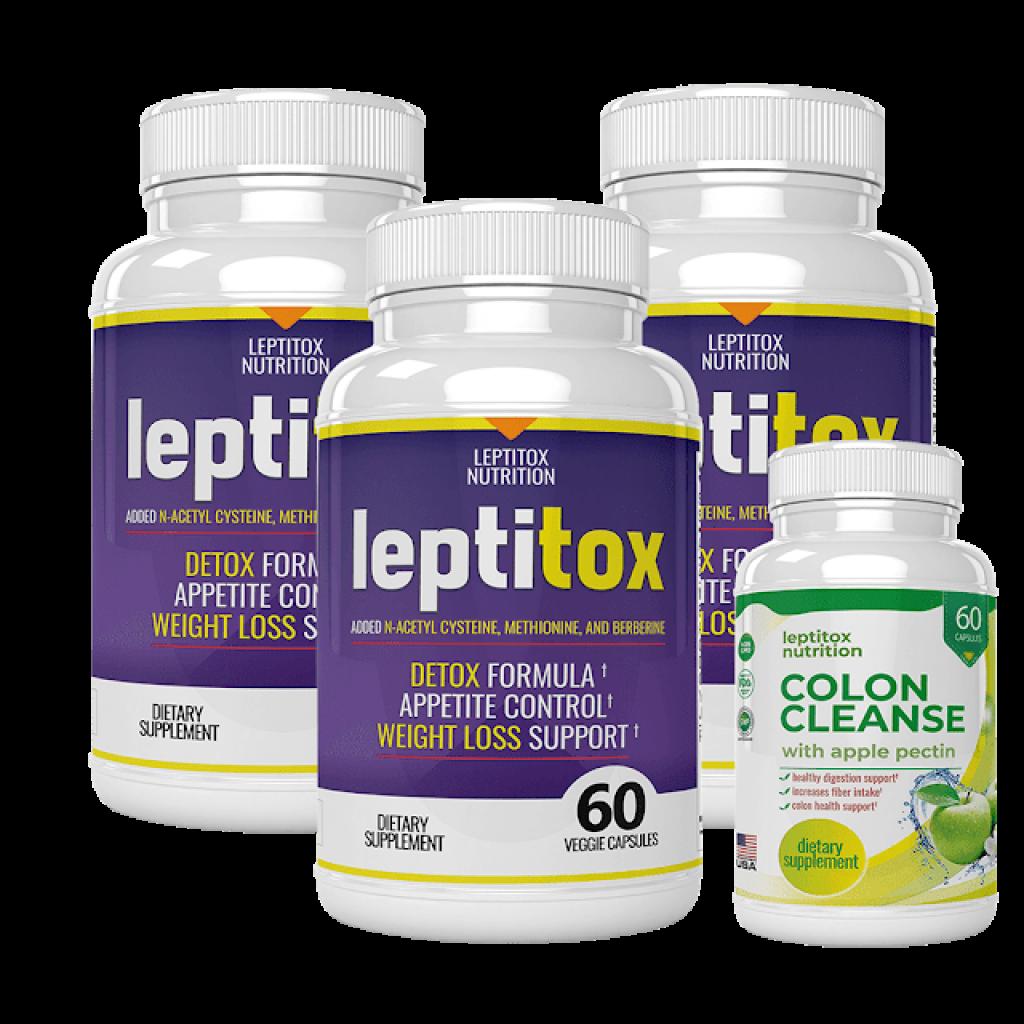 Leptitox 3-bottles