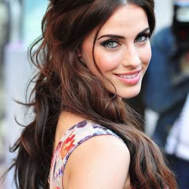 Jessica Lowndes Without Makeup