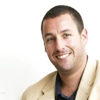 Adam Sandler Without Makeup