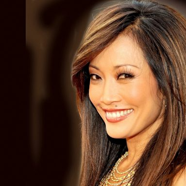 Carrie Ann Inaba Without Makeup