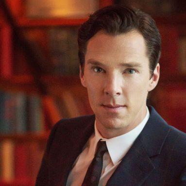 Benedict Cumberbatch Without Makeup