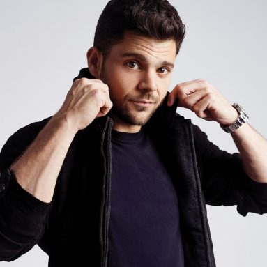 Jerry Ferrara Without Makeup