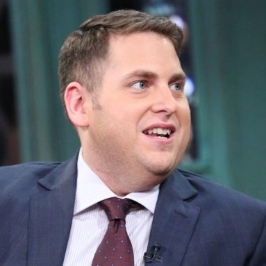 Jonah Hill Without Makeup