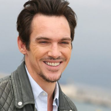 Jonathan Rhys Meyers Without Makeup