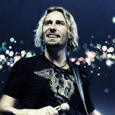 Chad Kroeger Without Makeup