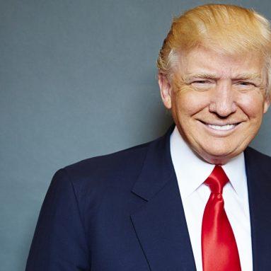 Donald Trump Without Makeup