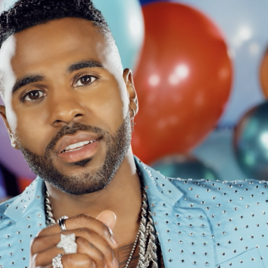 Jason Derulo Without Makeup