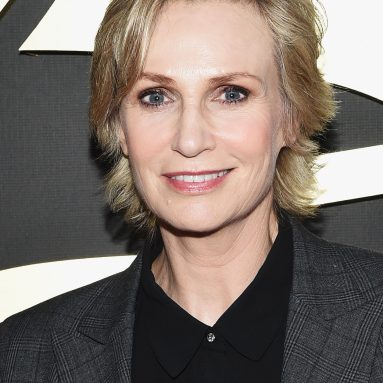 Jane Lynch Without Makeup