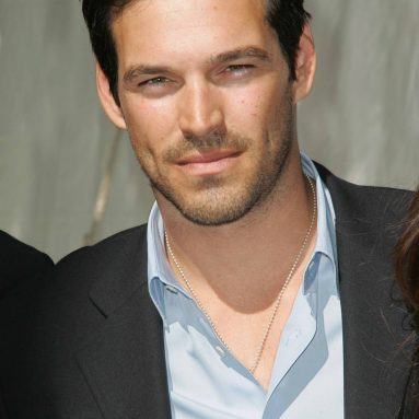 Eddie Cibrian Without Makeup