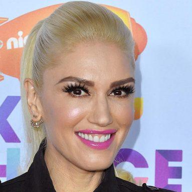 Gwen Stefani No Makeup