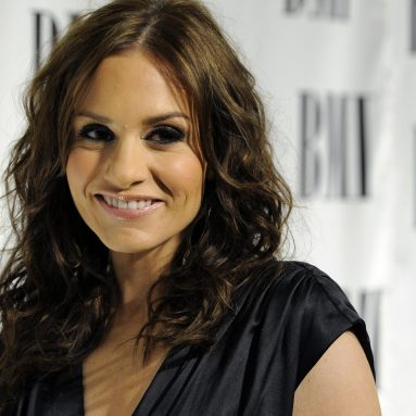 Kara DioGuardi Without Makeup
