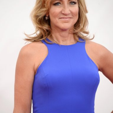 Edie Falco Without Makeup