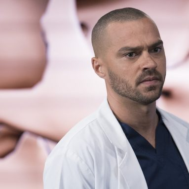 Jesse Williams Without Makeup