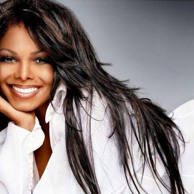 Janet Jackson Without Makeup